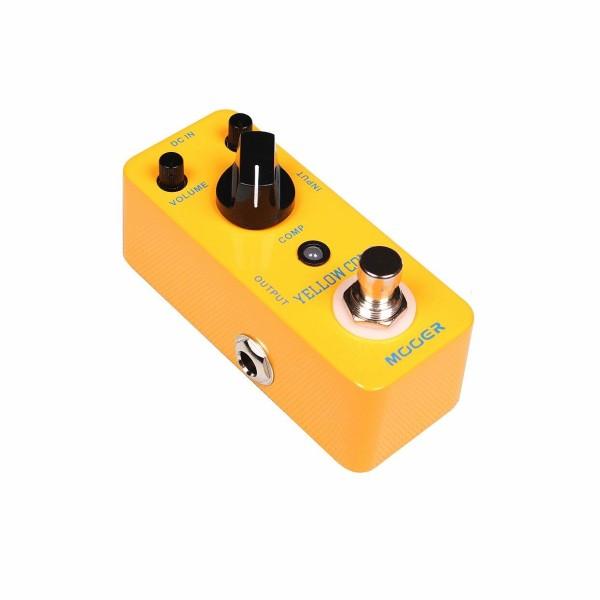 Mooer Yellow Comp, Compressor pedal