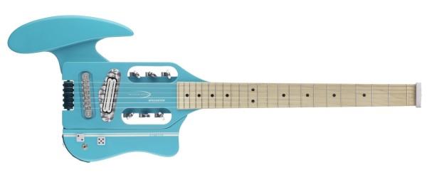 Traveler Guitar - Speedster Hot Rod Classic - Blue