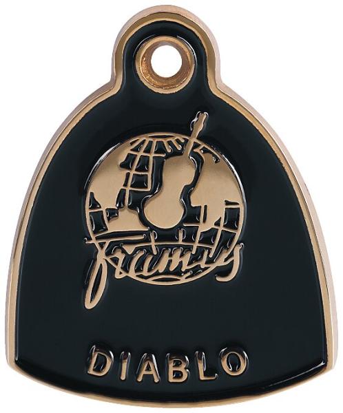 Framus Parts - Truss Rod Cover for Framus Diablo