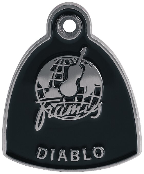 Framus Parts - Truss Rod Cover for Framus Diablo