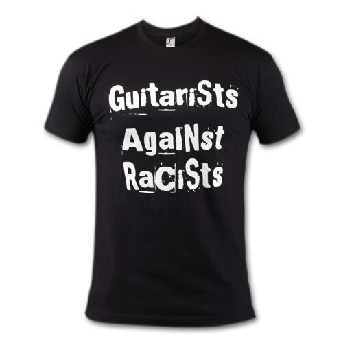 Framus & Warwick Promo - Guitarists Against Racists T-Shirts