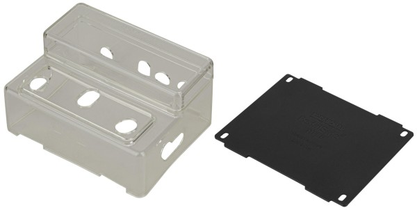 RockBoard PedalSafe Type D1 - Protective Cover And Universal Mounting Plate For Large Horizontal Pedals