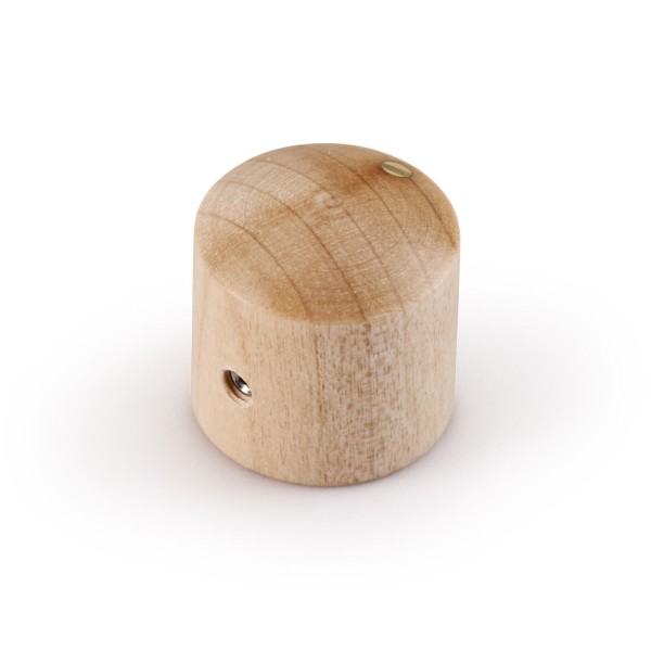 Framus & Warwick Parts - Wooden Dome Knob - Maple